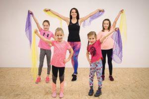 Pop Dance mit Teo - Minis (ab 3 Jahren)