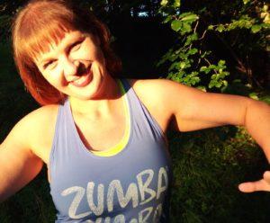 Zumba Fitness mit Gabi