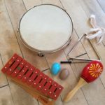Musikvormittag für Kinder von 2 - 4 Jahren